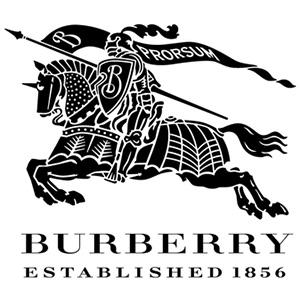 burberry parfum logo